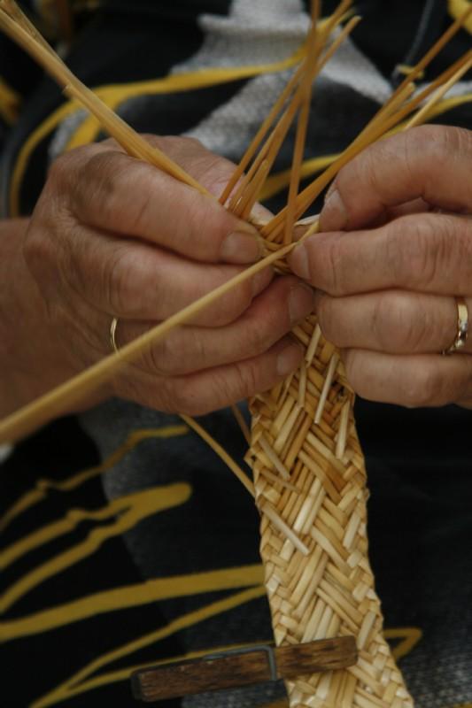 Artesanía Tradicional Teguise-Lanzarote (Teresa Morales, Juliana Delgado, Mª Jesús Páez, Concepción Cruz, Efigenia Torres)