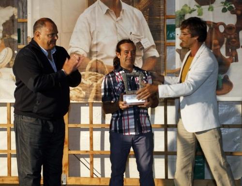 Emotivo homenaje  al ceramista Aquilino Rodríguez Santana con motivo de la XXVII Feria de Artesanía de Lanzarote